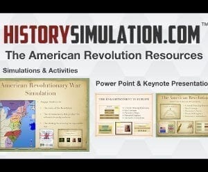 History Simulations