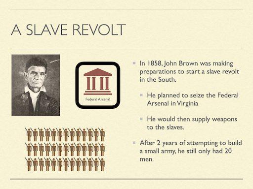 A Slave Revolt