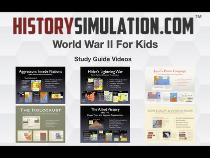 World War 2 For Kids