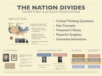 The Nation Divides Presentation