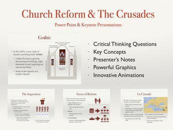 Church Reform and The Crusades Presentation