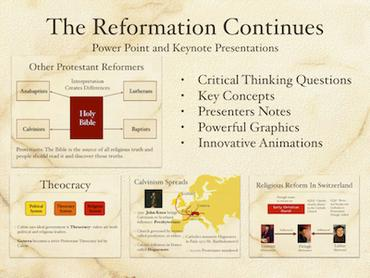 The Reformation Continues Presentation