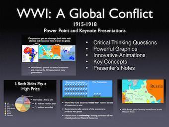 A Global Conflict Presentation