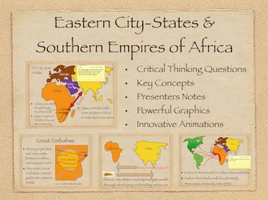 Eastern City States and Southern Empire Presentation