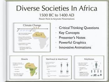 Diverse Societies In Africa Presentation