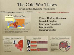 Cold War Thaws Presentation