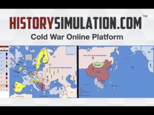 Cold War Simulation Online Platform