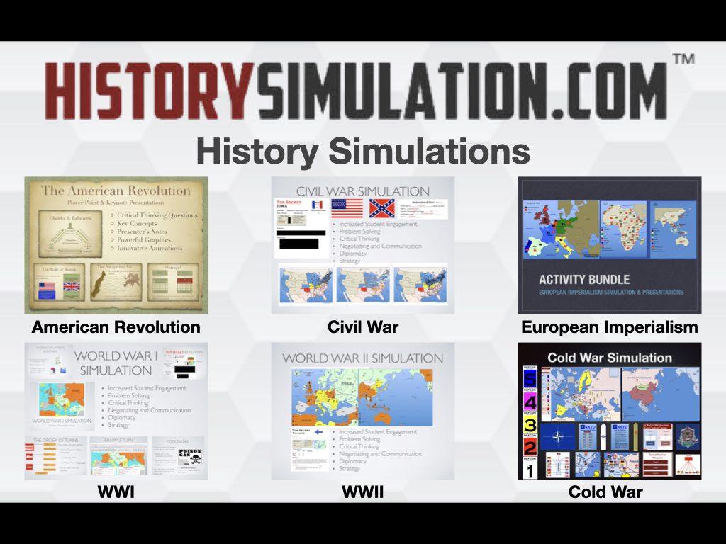 HistorySimulation.com (TM)