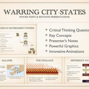 Greek Warring City States Presentation